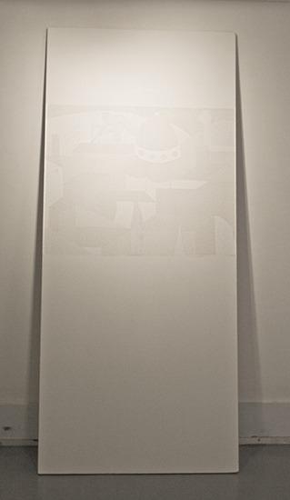 Botero1, serigrafía, 2,44m x 1.50m, 2009