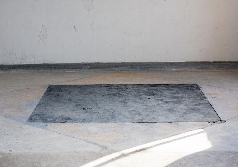 Fundición, instalación, La Otra, 2011.