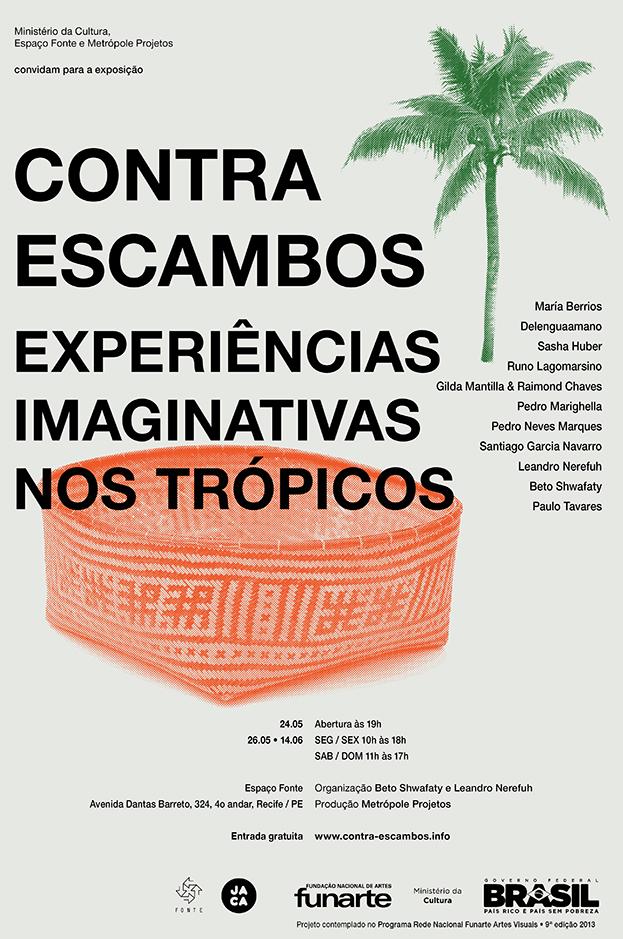 convite web contra escambos recife