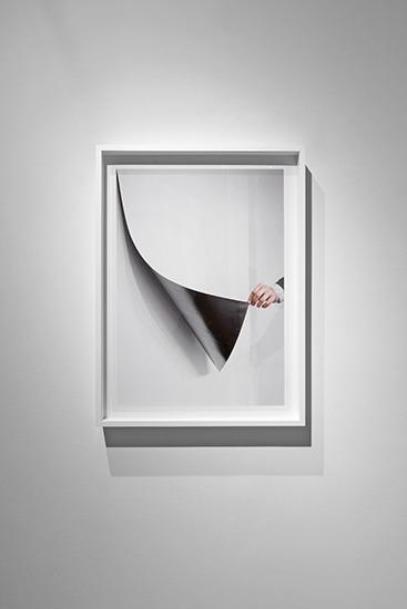 Vertigem, impressão jato de tinta sobre papel algodão, 60cm x 85cm, 2012.