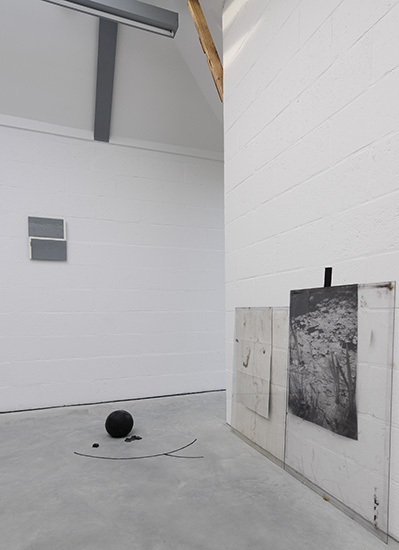 Ian Kiaer and Ricardo Alcaide