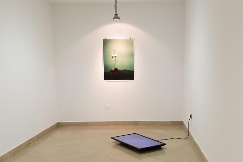 """ALEJANDRO ALMANZA PEREDA © 2016,  AUTO REVERSE. CAROLINA SAQUEL  © 2016, """"untitled (rushes de Antonio / Ardia 2014)"""" EXHIBITION AT MUSEO CENTRO DE ARTE PEPE ESPALIÚ"""